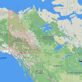 Yukon/NW Territories Road Trip