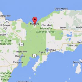 Central Upper Peninsula Bike/Hike